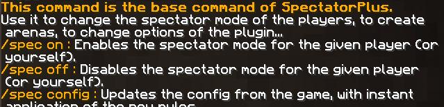 Help sub-command